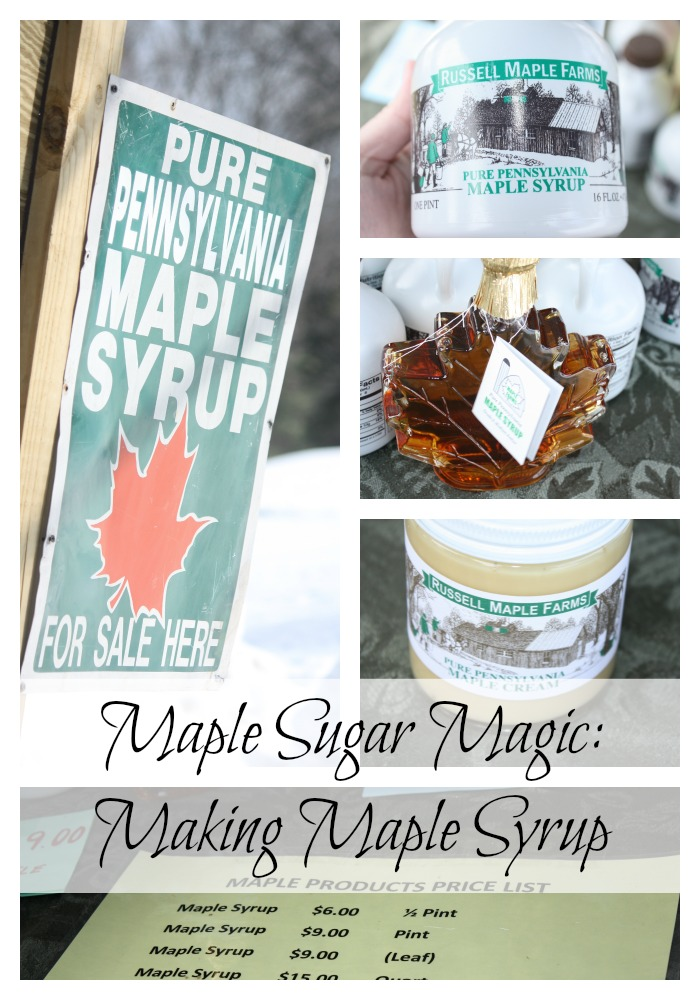 Maple Sugar Magic