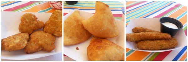 Yummy food at the Kutztown Folk Festival