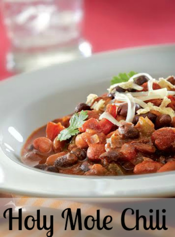 Holy Mole Chili from Easy Everyday Slowcooker
