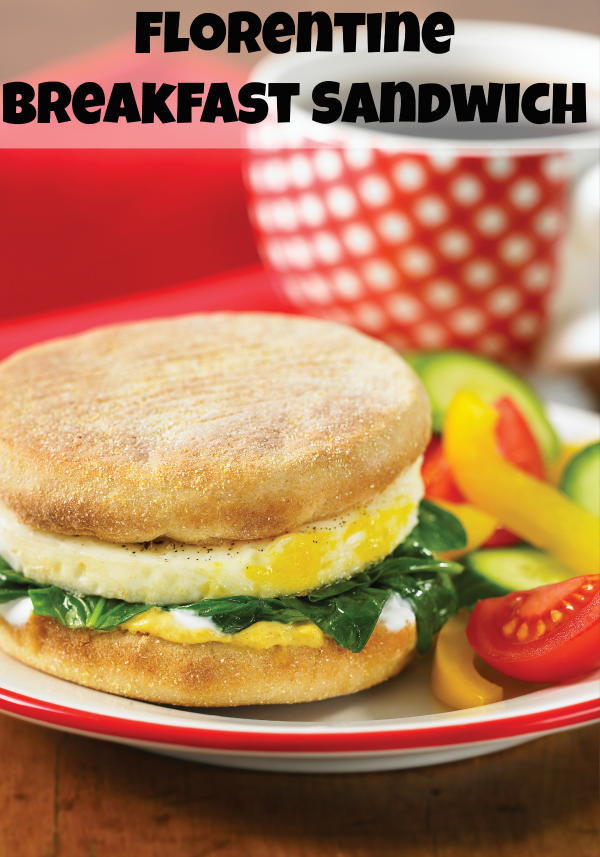 Florentine Breakfast Sandwich