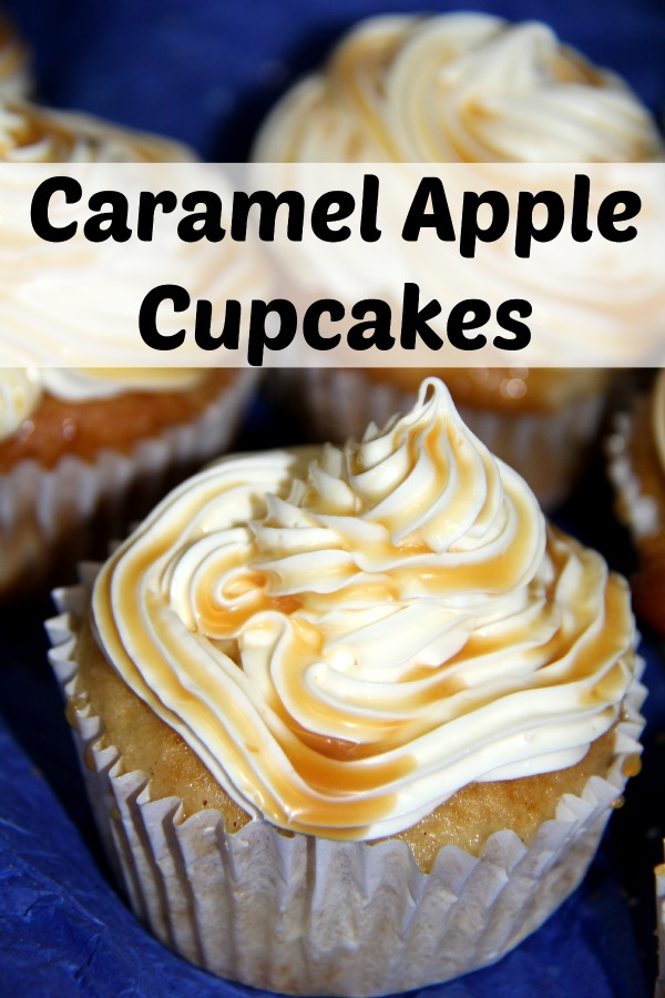 Love cupcakes? Love apple recipes? Love caramel apples? This Caramel Apple Cupcake Recipe is perfect for a fall recipe or for anytime.