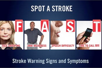 Can You Spot Signs of a Stroke? #singFAST