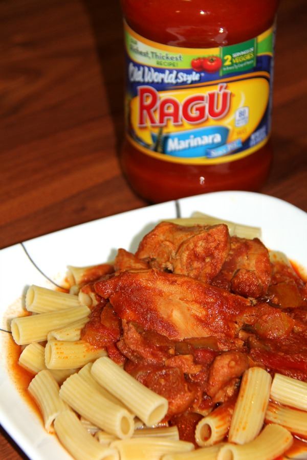 Grandmom's Slow Cooker Chicken Cacciatore Recipe 2
