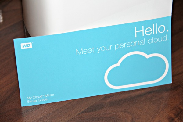 Hello personal cloud