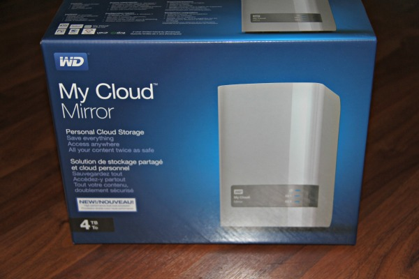 My Cloud personal storage
