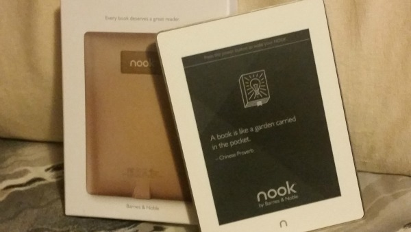 nook with box