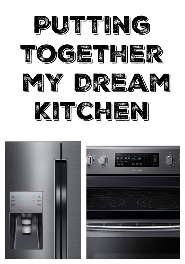 Putting together my dream kitchen
