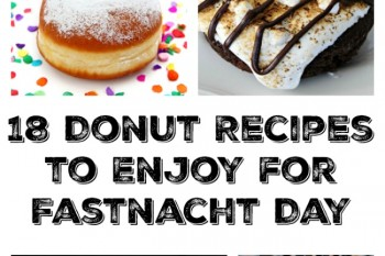 18 Donut Recipes to Enjoy for Fastnacht Day