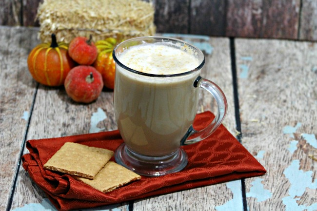 Starbucks Graham Cracker Latte Copycat Recipe.