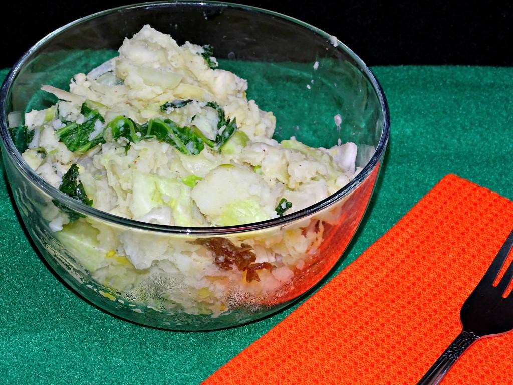 Colcannon (Irish Potato Salad) set 2-2