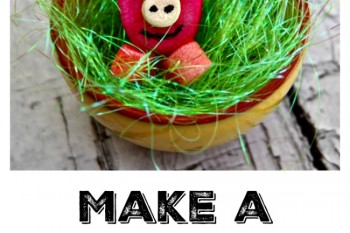 Make a Marshmallow Piggy