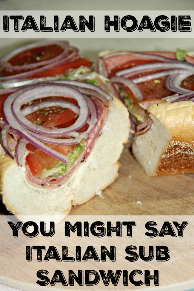 Italian Hoagie, Italian Sub, Italian Sandwich, whatever you call it, it tastes amazing