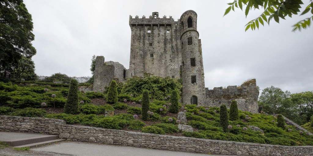 Blarney Castle- Must see castles in Ireland