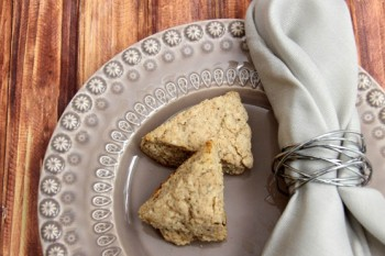 Chai Tea Mini Scone Recipe