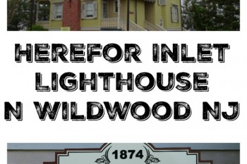 Hereford Inlet Lighthouse- North Wildwood New Jersey
