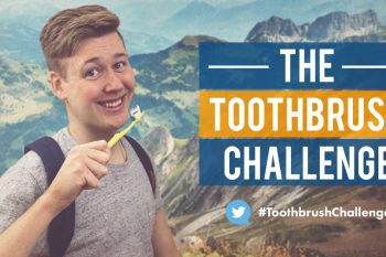 The Toothbrush Challenge