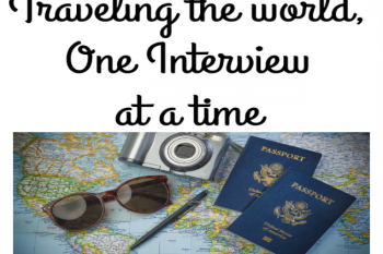 Life from a Bag- Traveling the World One Interview at a Time