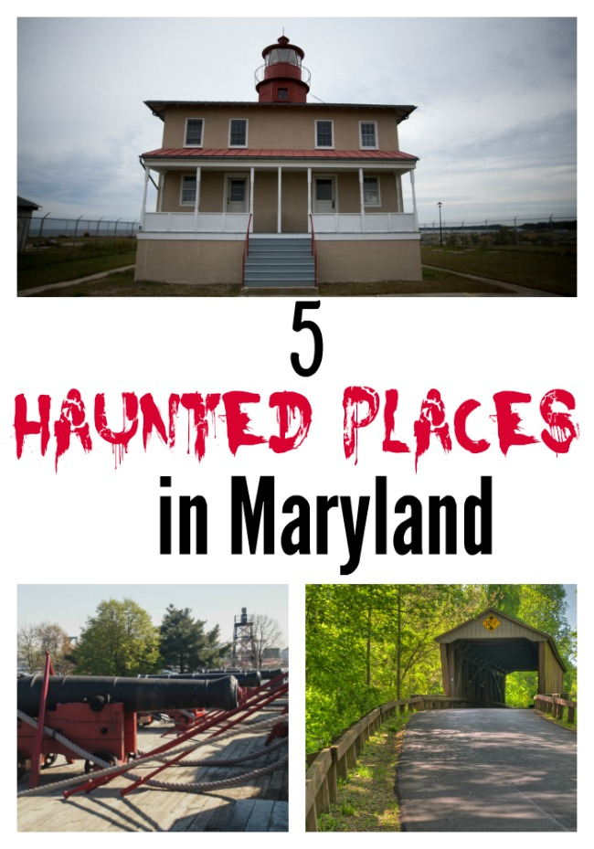 5 Haunted Places in Maryland
