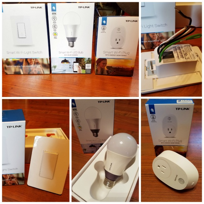 TP-Link Smart Home products