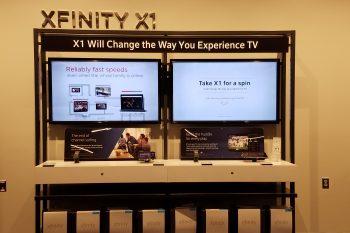 Xfinity offers the new X1