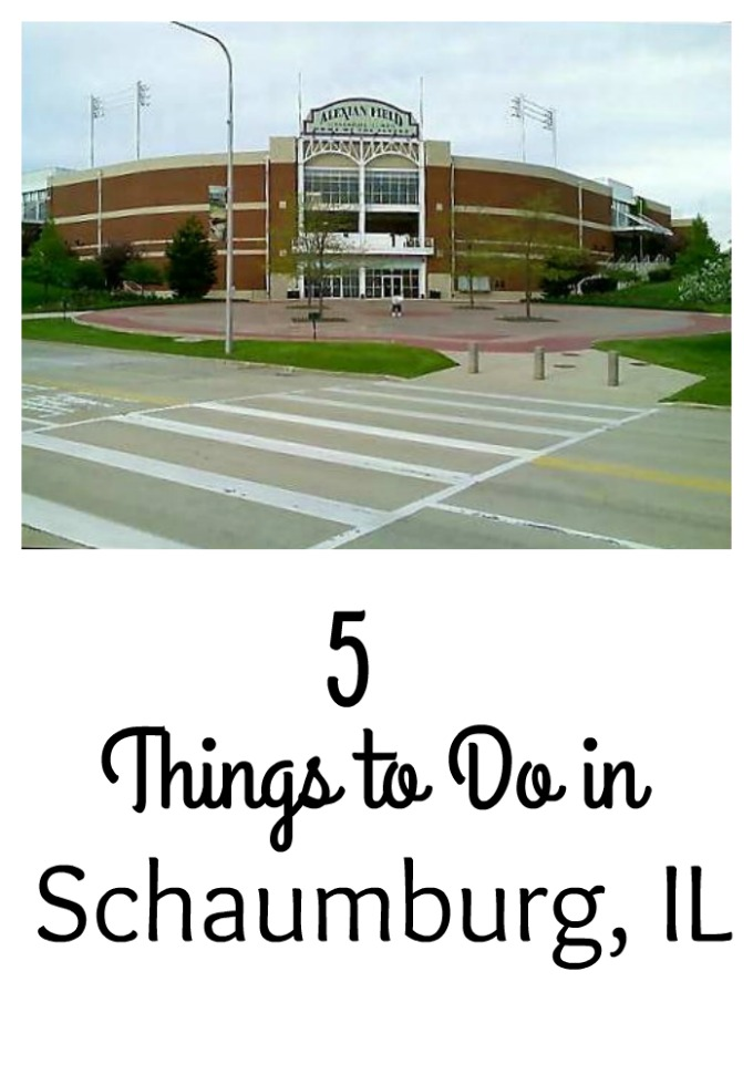 5 Things to Do in Schaumburg, IL
