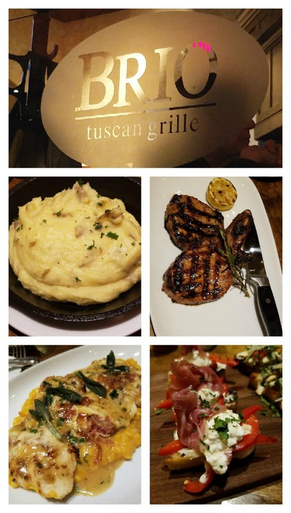 Want a delicious Italian dinner from a scratch kitchen? Check out our dinner from Brio Tuscan Grille and see what we thought of it during our visit.