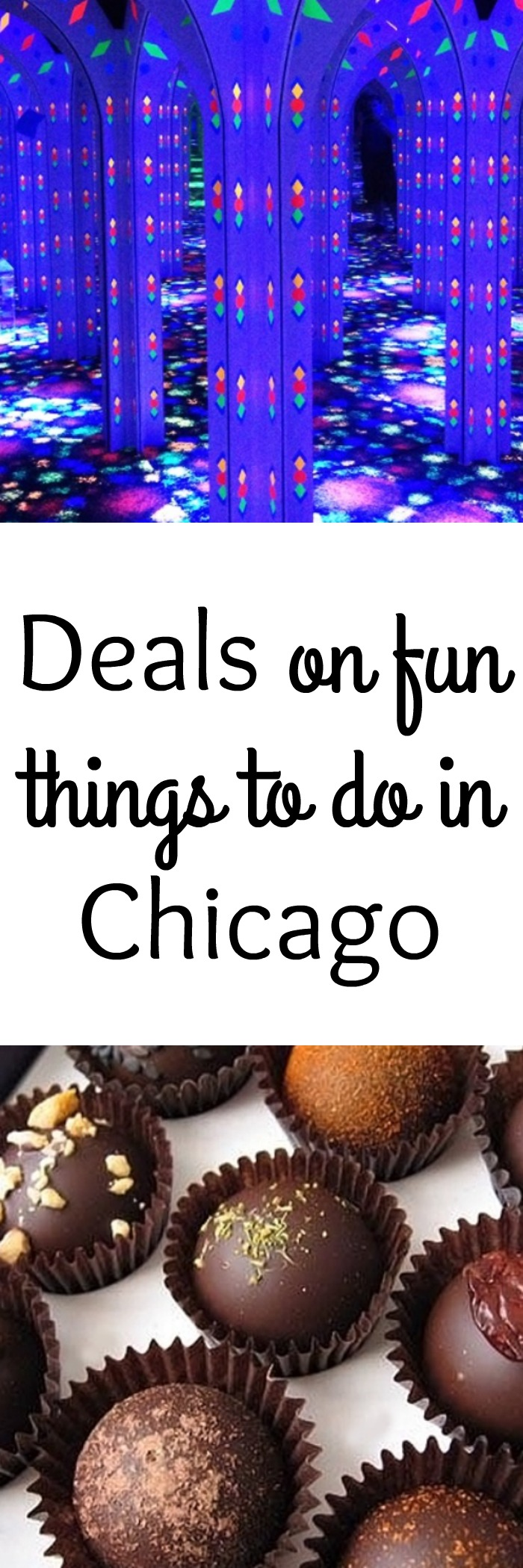 Looking for things to do in Chicago? We have some great deals to help you have fun in Chicago this weekend. Fun doesn't have to break the bank.