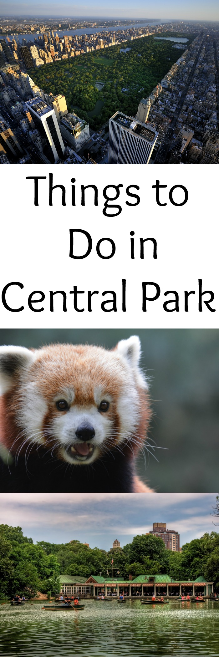 Things to do in central park new york city eat sleep for Things to do in new york in one day