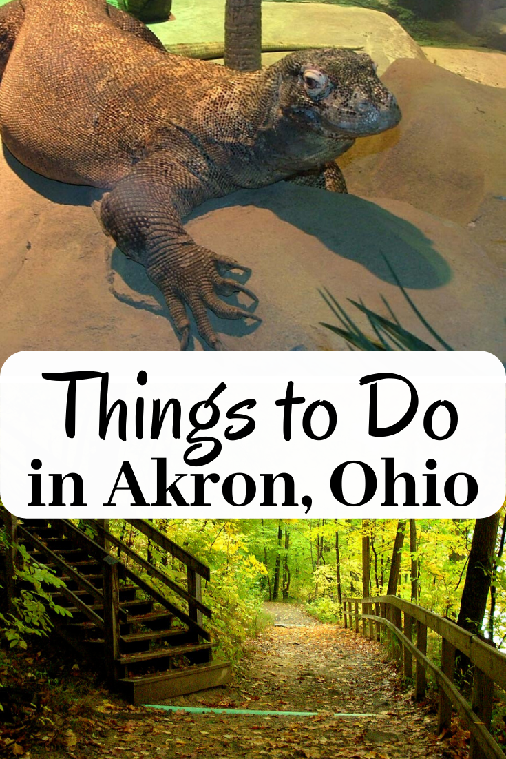 Looking for things to do in Akron, OH? Whether you are visiting the area or live close by, you are going to love this list of things to do in Akron, OH.