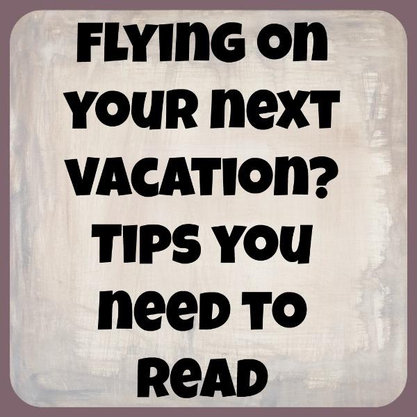 Flight Tips: Tips to make your next flight a breeze