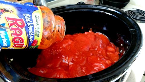 Grandmom's Slow Cooker Chicken Cacciatore Recipe- ragu