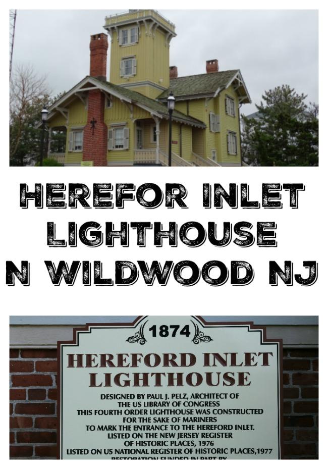 Hereford Inlet Lighthouse, N. Wildwood, NJ