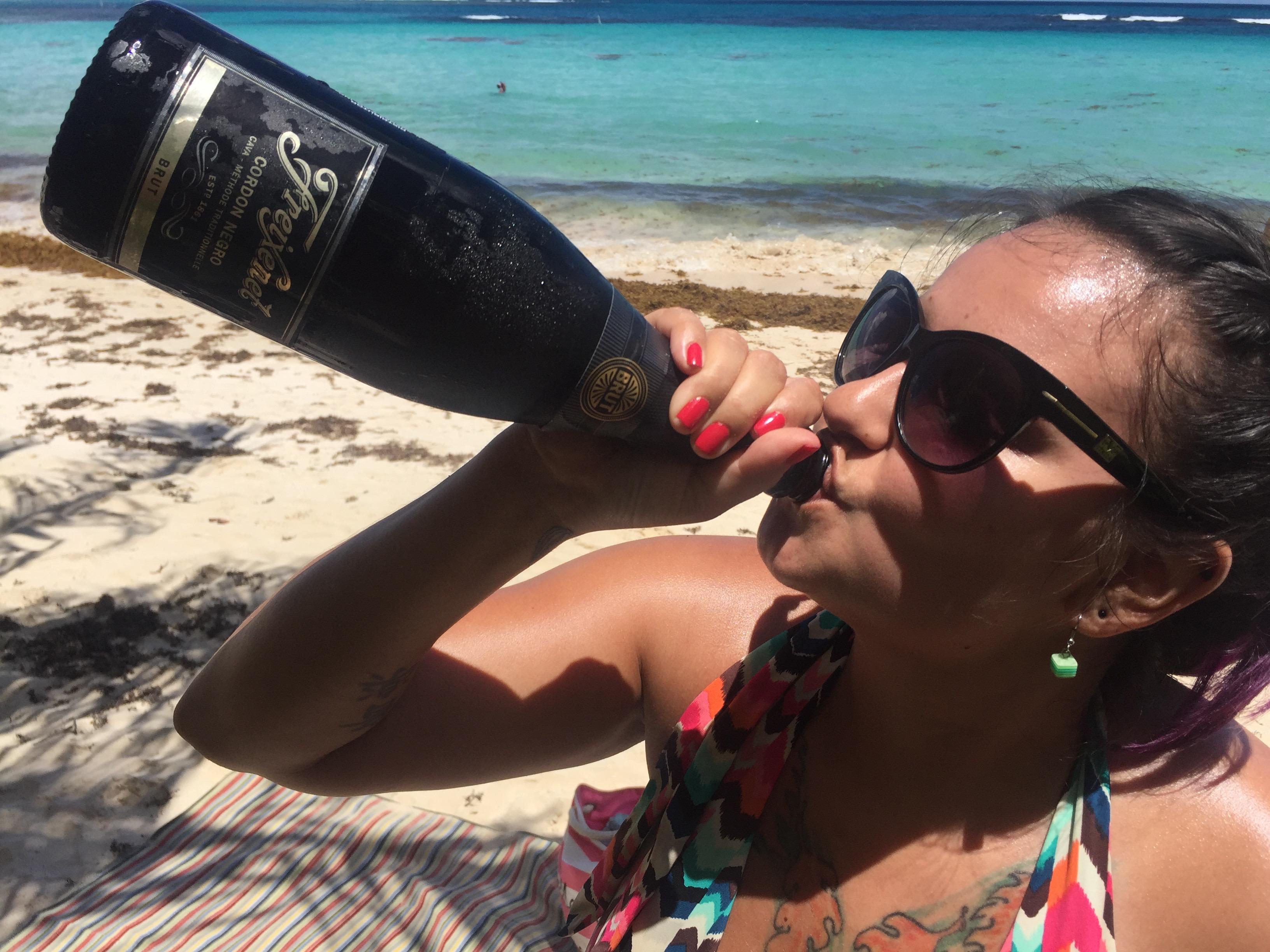 rease-champagne-on-culebra-island