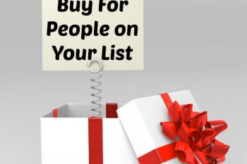 For Those Hard to Buy For People on Your List