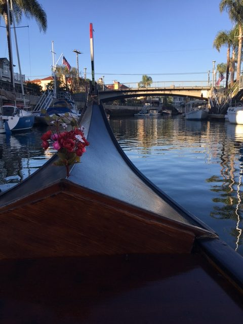 Enjoy A Once Of Lifetime Experience While Visiting The Naples Island In California With Gondola